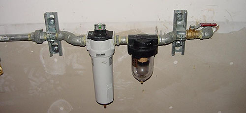 How To Change Air Compressor Water Filter