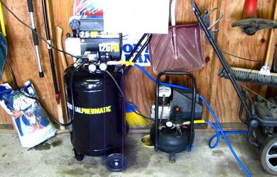 Advantages of Using Compressed Air