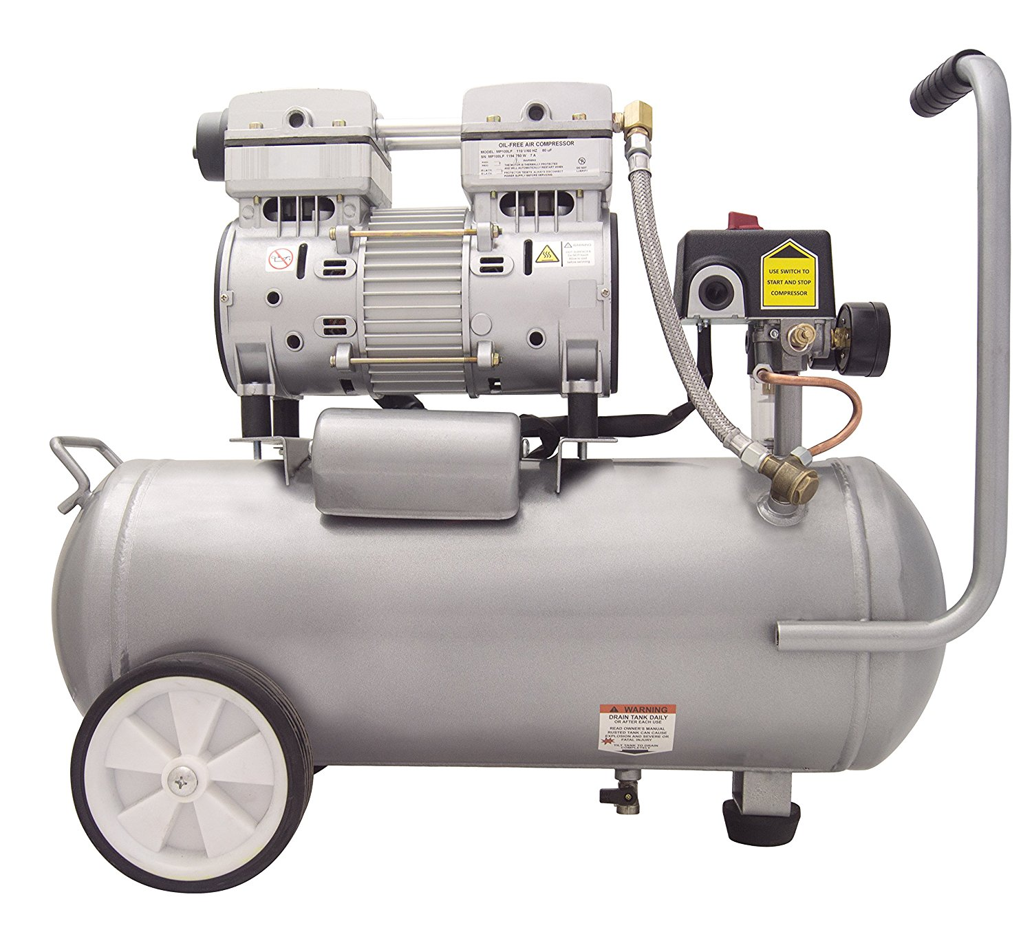 Central Pneumatic Air Compressor Reviews >> The Best Air Compressor Reviews - Air Compressor Journal