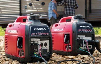 Honda EU2200i Portable Generator Review